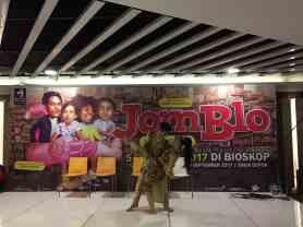 Nobar dan Meet & Greet Film Jomblo di CGV Dmall Depok