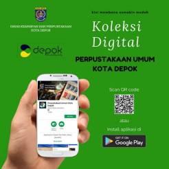 Koleksi Digital Perpustakaan Umum Kota Depok