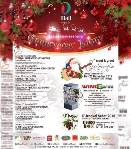 Event Dmall Depok Desember 2017