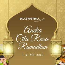 Aneka Cita Rasa Ramadhan di Cinere Bellevue Mall 1-31 Mei 2019