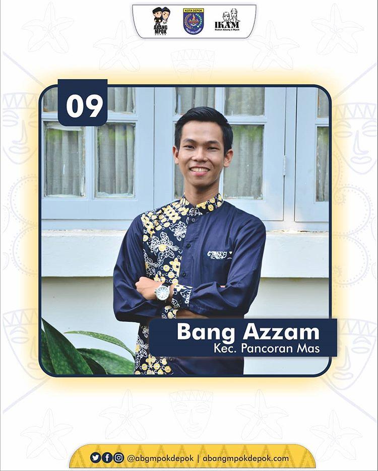 09 Finalis Abang Depok 2019 Abdulloh Azzam