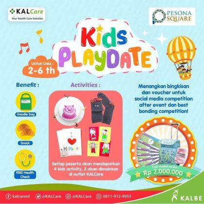 Kids Playdate di KALCare Pesona Square Mall Depok