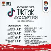 Kompetisi Video Kreatif: TikTok Video Competition