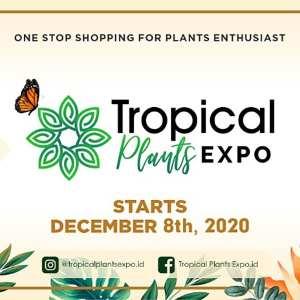 Tropical Plants Expo di Pesona Square Depok