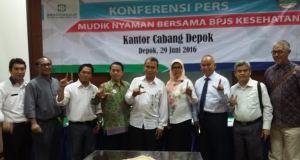 Kepala BPJS Kota Depok