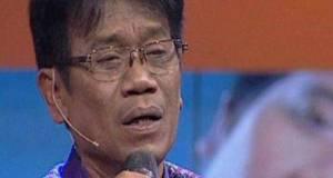 Eddy Silitonga meninggal Kamis (25/8/2016) dinihari di RS Fatmawati.