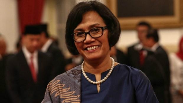 Menteri Keuangan Sri Mulyani memangkas anggaran Rp 133 triliun.