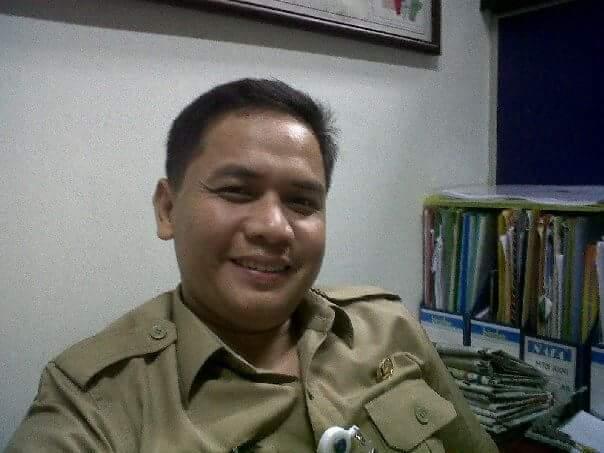Anwar Nasihin Lurah Pondok Petir, Bojongsari, Depok.