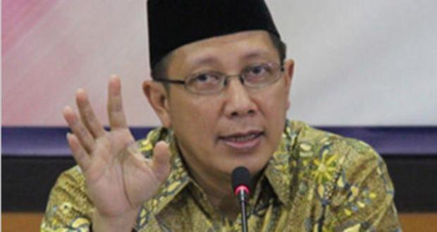 Menteri Agama Lukman Hakim.