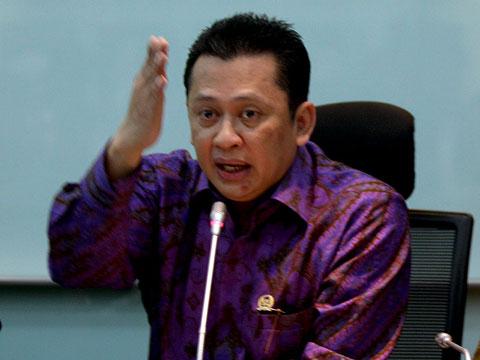 Ketua Komisi III DPR RI, Bambang Soesatyo.