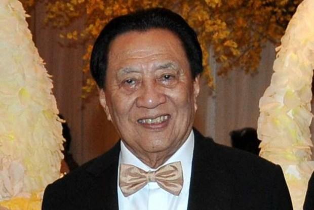 Teddy Thohir, orangtua Erick Thohir meninggal dunia.