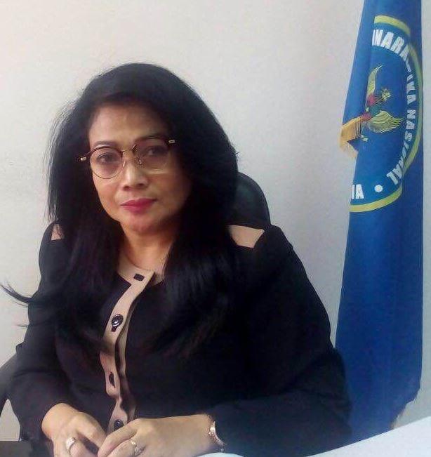 Kepala BNN Kota Depok, AKBP Hesty mengingatkan peredaran tembakau gorila di Depok