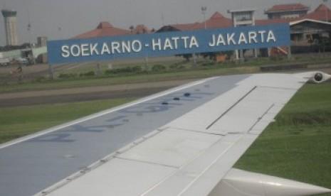 Runway Bandara Soekarno-Hatta