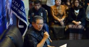 Mantan Presiden SBY