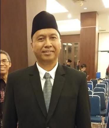 Sidik Mulyono dari BPPT kini jadi Kadisinfokom Pemkot Depok.