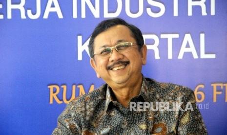 Ketua Umum AAJI Hendrisman Rahim