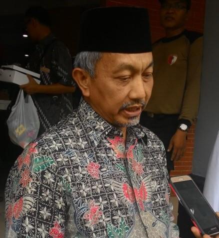 Ketua DPW PKS Jawa Barat, Ahmad Syaikhu yang juga kandidat Calon Gubernur Jawa Barat.