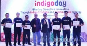 Telkom melalui program Indigo terus memperkuat kerjasama dengan starup starup muda di Indonesia.