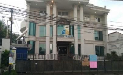 Inilah kantor pusat First Travel di Jalan Radar Auri. Cimanggis, Kota Depok.