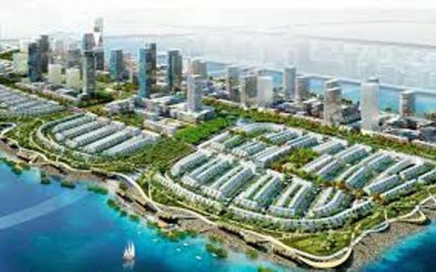 Beginilah nantinya kalau pembangunan 17 pulau reklamasi Teluk Jakarta itu tetap dilanjutkan.