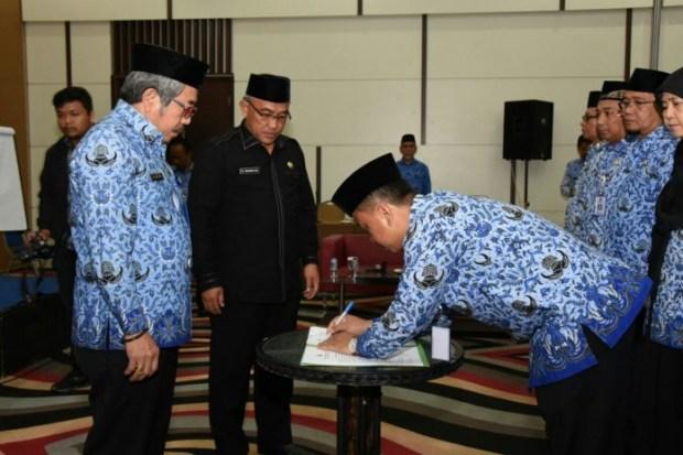 Supian Suri akhirnya terpilih sebagai Ketua Korpri Kota Depok.