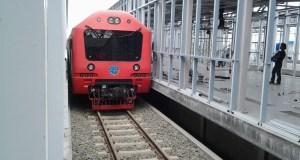 Kereta api Jakarta-Bandara Soekarno-Hatta sedang disiapkan untuk ujicoba pada 25 November mendatang.