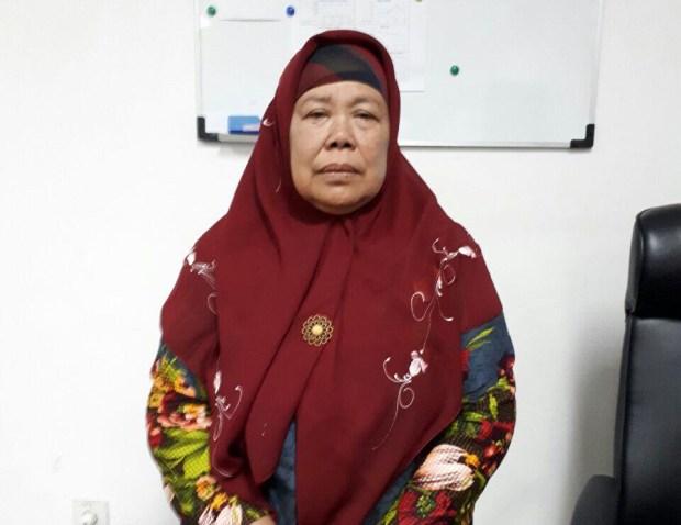 Siti Hapsah sangat merasakan manfaat menjadi peserta program JKN-KIS.