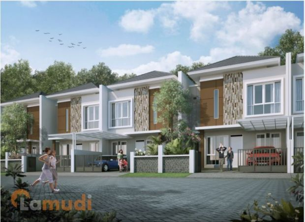 Hunia dengan konsep Smart Home semakin diminati.
