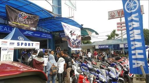 Yamaha Harapan Motor Jalan Kartini Depok menggelar program Trade In Sabtu 3 Maret mendatang.