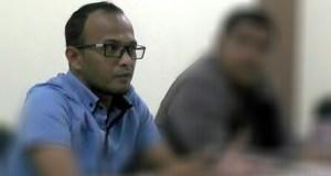 Hendra Dimun, anggota Exco Askot PSSI Kota Depok.