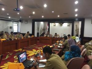 Inspektorat Pemkot Depok mengingatka OPD jangan main-main denga OTT.