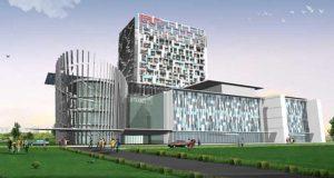 Rumah Sakit Universitas Indonesia (UI) diresmikan Menristek.