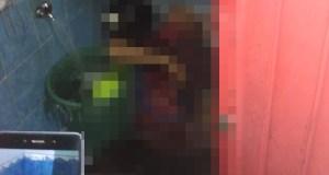 Sesosok mayat laki-laki ditemukan tewas bersimbah darah di toilet SPBU Jalan Kartini Depok.