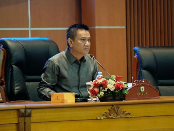 Ketua DPRD Kota Depok, Hendrik Tangke Allo.