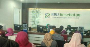 BPJS Kesehatan Kota Depok.
