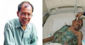 Hamsad Rangkuti meninggal dalam usia 75 tahun.