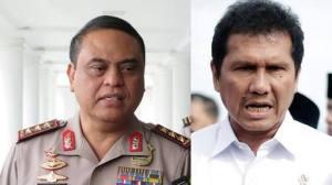 Wakapolri Syafruddin akan dilantik jadi Menpan-RB menggantikan Asman Abnur yang mengundurkan diri.