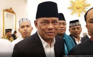 Mantan Panglima TNI Gatot Nurmantyo.