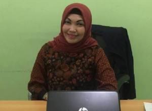 Manager Pemasaran PDAM Tirta Asasta Imas Dyah Pitaloka.