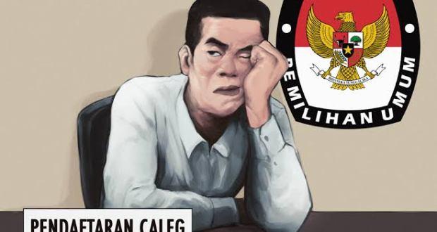 Caleg harus punya visi dan misi yang jelas.