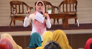 Sekretaris Dinas Kesehatan Kota Depok,  Rani Martina.