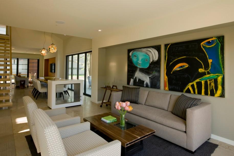 Dekorasi Rumah Untuk Ruang Tamu