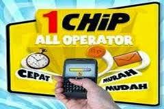 Cara Jual Pulsa Dengan Menggunakan Chip All Operator