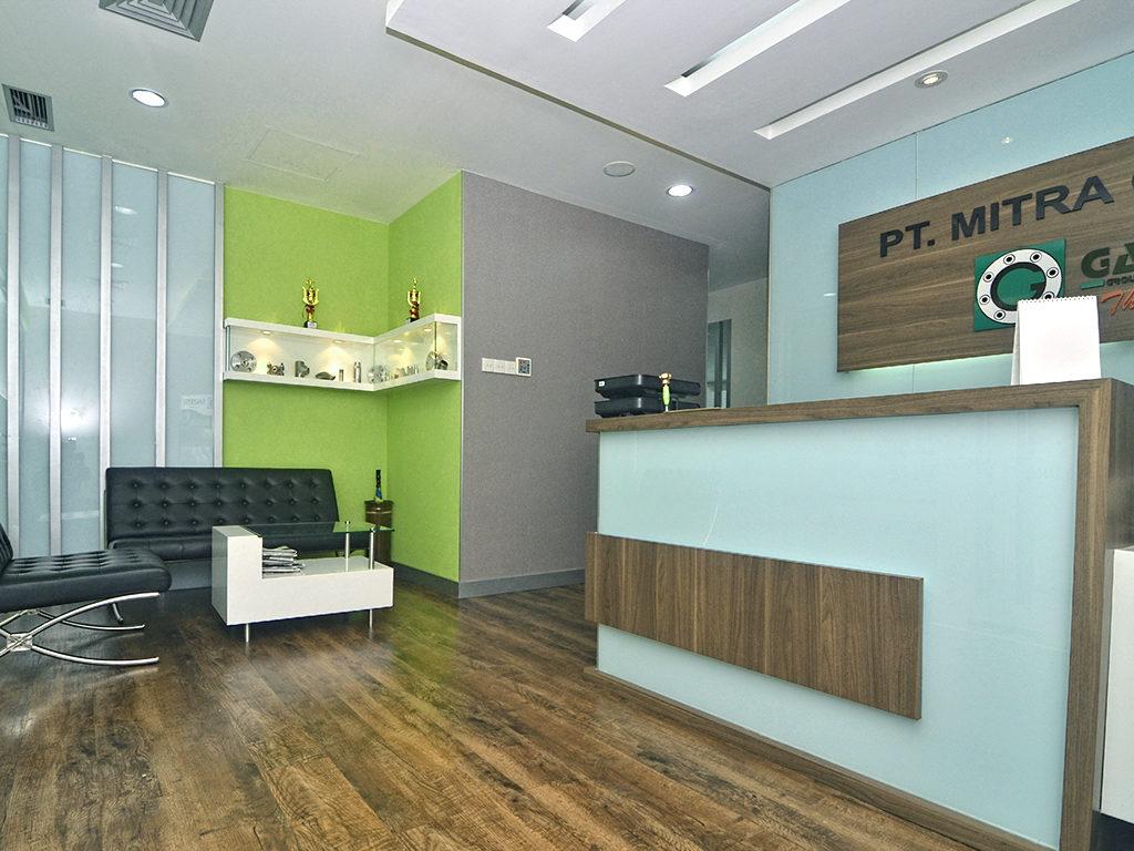 perusahaan desain kantor