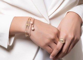 model gelang berlian