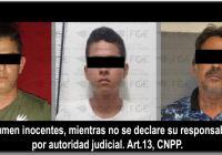 Cateos en Manzanillo y La Villa dejan detenidos y droga asegurada