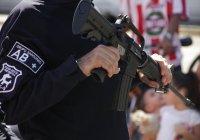 Policía Estatal asegura armas de fuego y droga