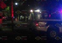 En Armería, agente de tránsito sufre atentado a balazos en el auditorio municipal