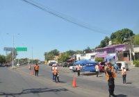 En el segundo dia del operativo dispuesto por el gobierno municipal, intensa actividad en Cuauhtémoc para prevenir el coronavirus