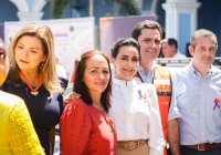 Este 8 de marzo, Locho Morán reafirma su compromiso de garantizar la tranquilidad de las mujeres en el Municipio de Colima.
